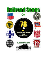 CP- Train Songs on 78 - FRONT COVER-page