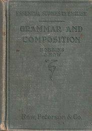 Grammar and Composition - Robbins & Row_