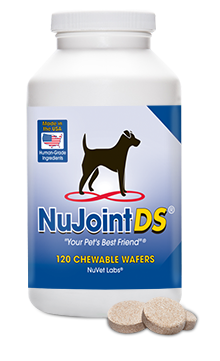 NuJoint DS K-9 Wafers for Berger Blanc Suisse Dogs