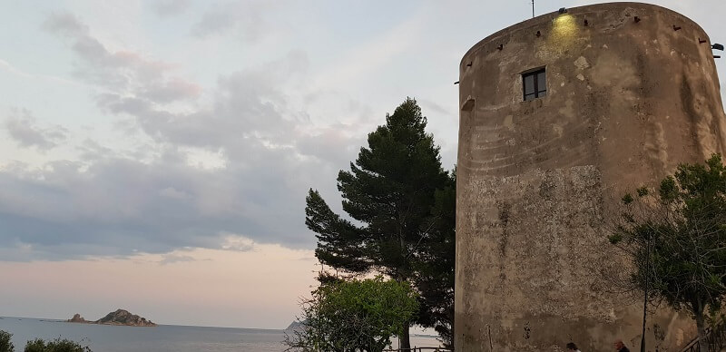 la torre santa maria navarrese