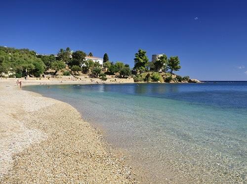 spiaggia centrale
