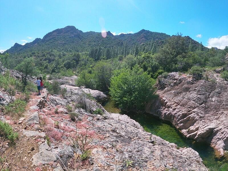 trekking mamutorco