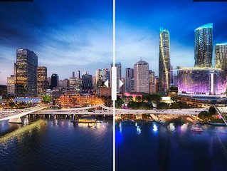 Brisbane's CBD Skyline will be transformed by 2022