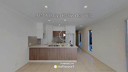 Interactive walkthrough of Bunya Heights townhouses located in Everton Hills Brisbane.
