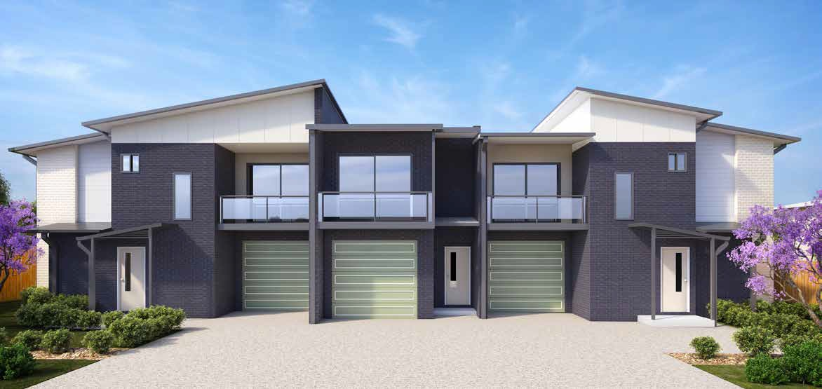 Bunya Heights Townhouses
