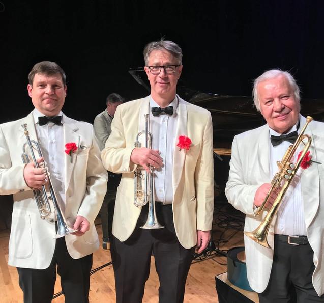 Albinus Borg, Timo Paasonen, Raimo Korhonen