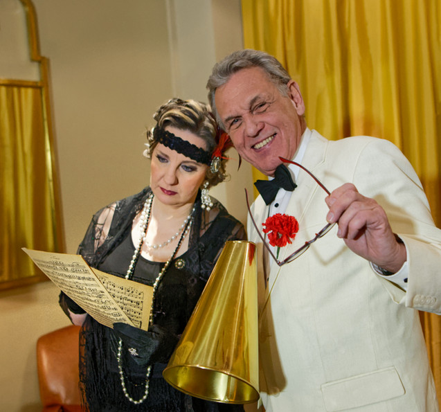 Annika Brushane & Benny Törnroos