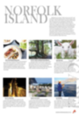 Adventure Magazine Norfolk Island
