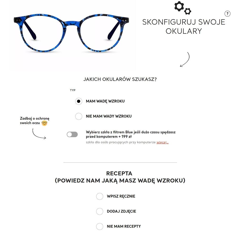 Jak kupić okulary online.