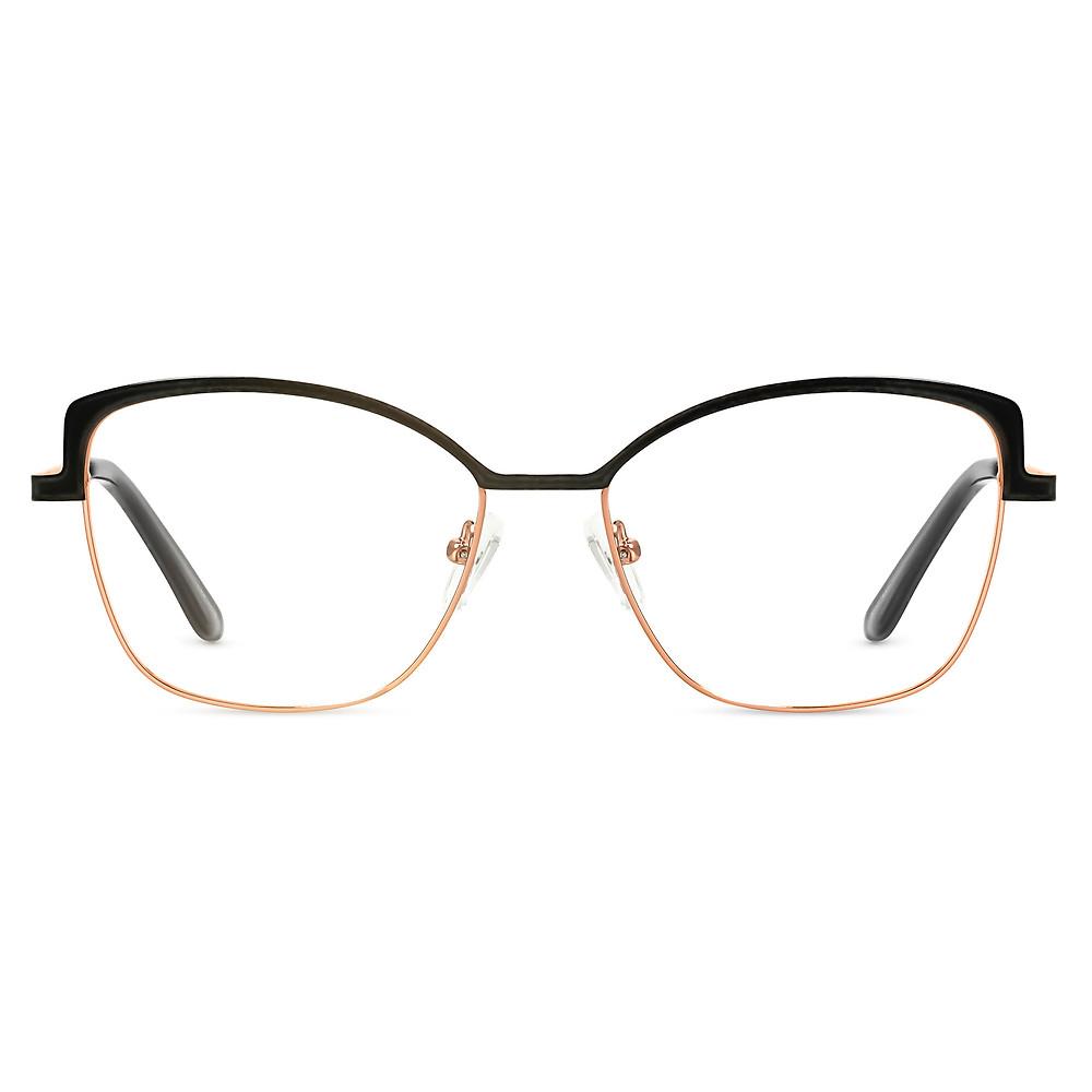 Modne damskie okulary korekcyjne Cotia