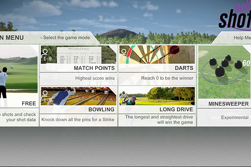Golf Shotz PC licence
