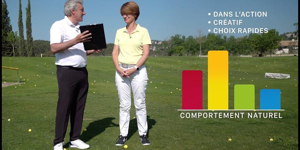 CONFERENCE Stéphane MOURGUE Les Couleurs de Mon Golf (1)