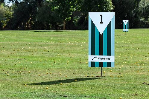 Golf Shotz target