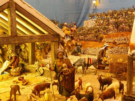 De kerststal of Belén in Spanje