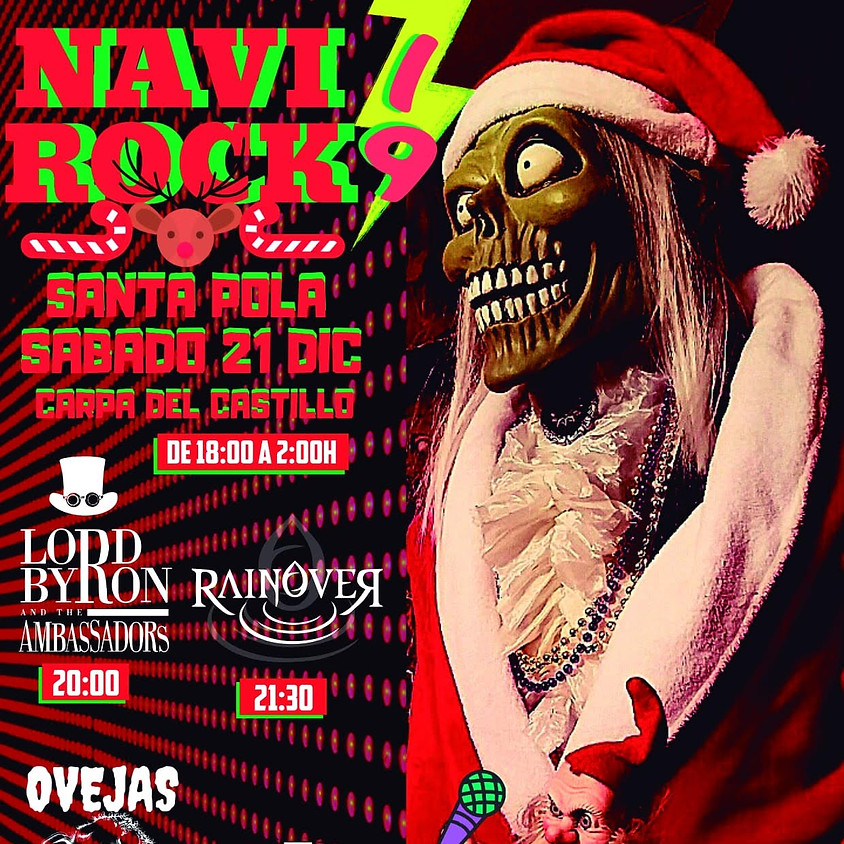 NaviRock in Santa Pola