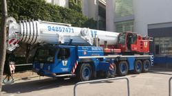 Special crane services