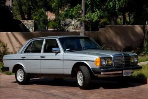 Mercedes 1979-1994 Models