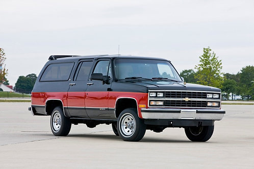 Chevy 1980-1993 6.2L (All Models)