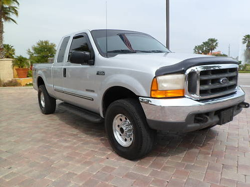 Ford F-Series 1999-2003 (2nd Generation 7.3L Powerstroke)