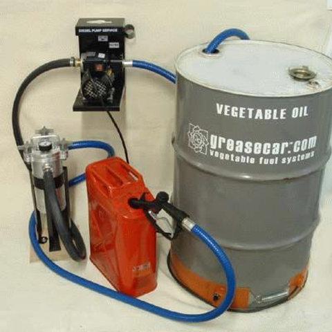 110VAC Stationary Filtration Kit