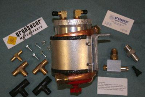 Heated Fuel Filter Assembly