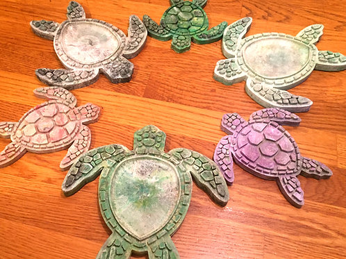 Sea Turtle Injection Molds