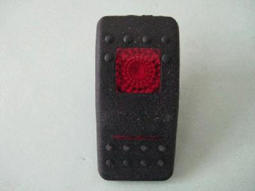 3-Position On-Off-On Lighted Rocker Switch