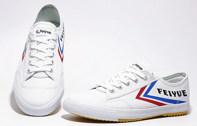 Feiyue 1920 Classic Blue Red