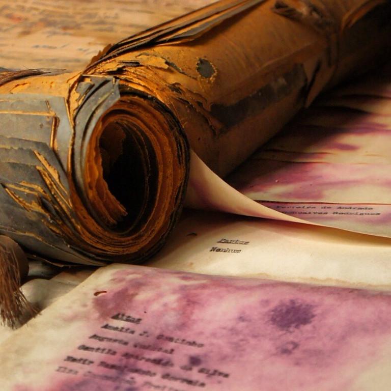 Postal Artist Books Project _ Premier Exhibition
