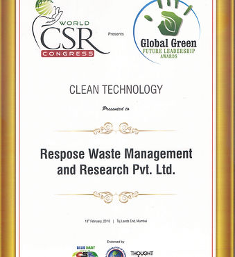 World CSR Award
