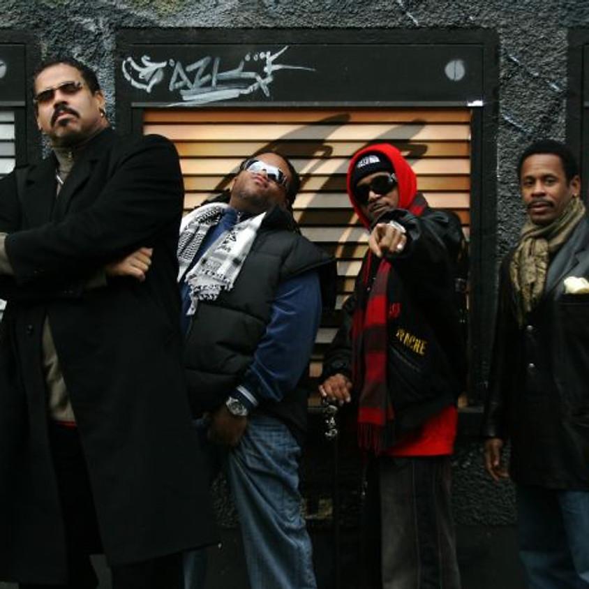 The Sugarhill Gang w/ Wonder Mike, Master Gee & HenDogg feat. DJ T Dynasty