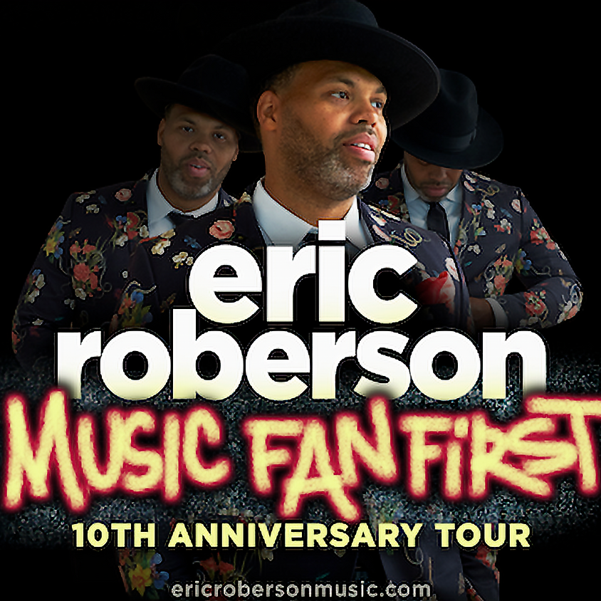 Eric Roberson - Friday Show