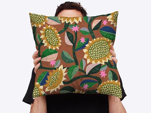 Sunchaser Throw Cushion
