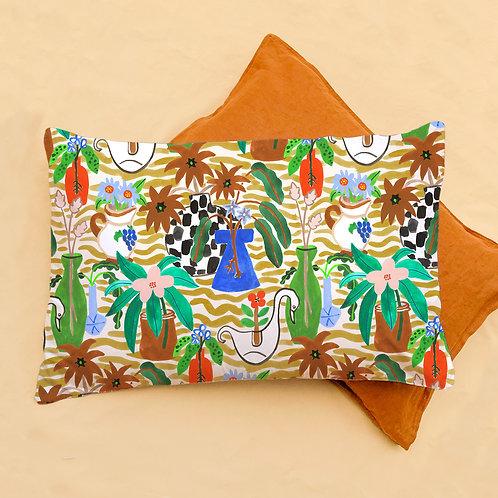 Pillowcase: Flower Thief Print