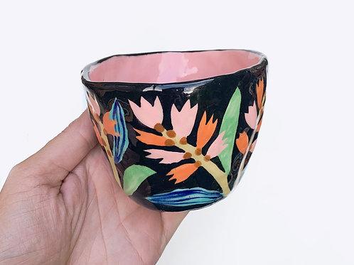Ceramic Pot for Plants: Bottlebrush