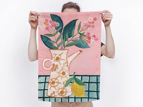 Morning Light Tea Towel