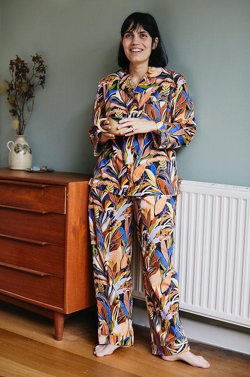 Pyjama Set: Nightfall Print