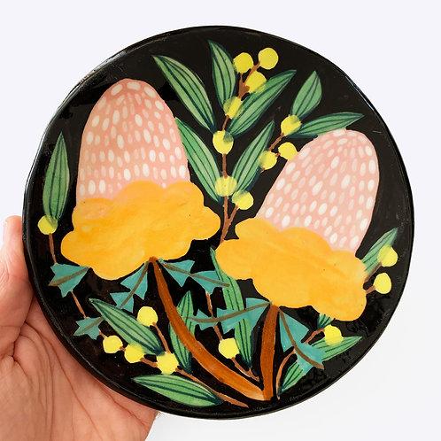 Large Ceramic Dish: Australiana