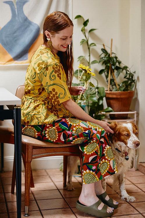 Everyday Pants: Sunchaser Print