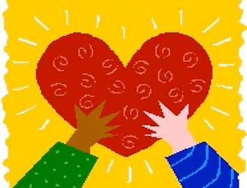 true heart images