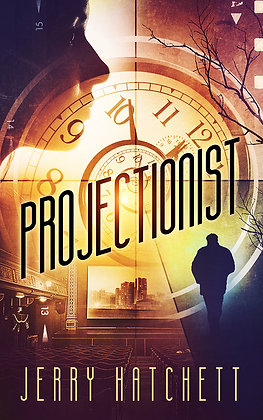 Projectionist Paperback (Signed)