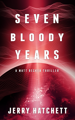 Seven Bloody Years (Signed)