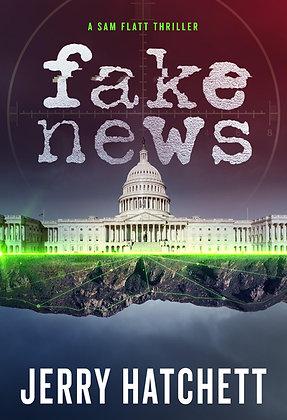 Fake News Paperback (Signed)