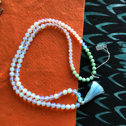 Mala made by Pearl