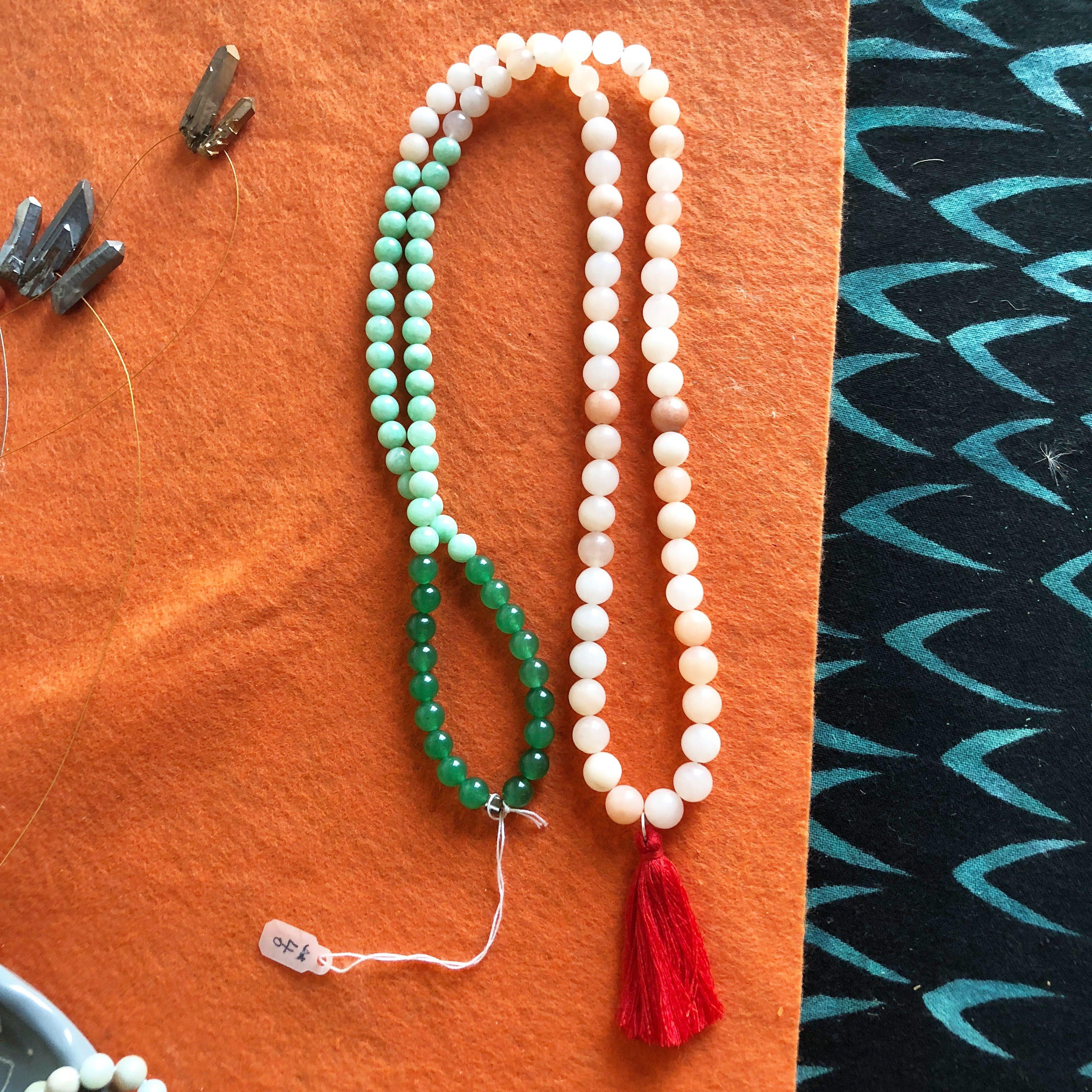 Handmade Mala by Pearl