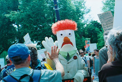 climate march bleeker