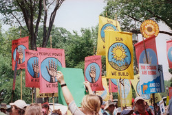 climate march dc pearl
