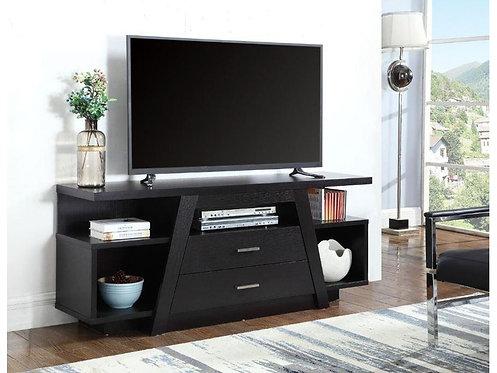 Avona 60'' Cappuccino Wood TV Console