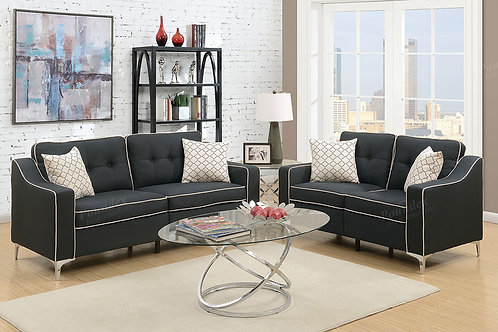 2PCS.ARTEMIO SOFA AND LOVESEAT