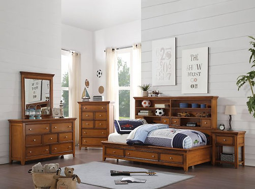 LACEY 4PCS TWIN DAYBED SET